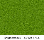 background of green grass.... | Shutterstock . vector #684254716