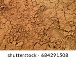 dry cracked dirt texture...