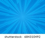 pop art comic background... | Shutterstock .eps vector #684310492