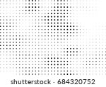 abstract halftone dotted... | Shutterstock .eps vector #684320752