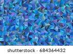 light blue vector blurry...   Shutterstock .eps vector #684364432