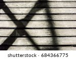 the abstract photo showing of... | Shutterstock . vector #684366775