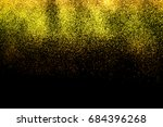 abstract  lights. glitter... | Shutterstock . vector #684396268