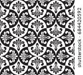 Black And White Tiles Seamless...