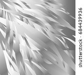 metal sheets. vector background. | Shutterstock .eps vector #684439936