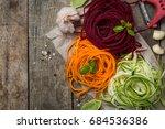 Vegetable Noodles   Zucchini ...