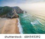 Small photo of Praia da Adraga views on the coast of Portugal
