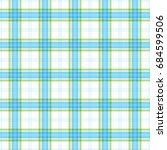 a seamless background plaid... | Shutterstock .eps vector #684599506