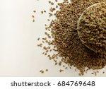 celery seeds | Shutterstock . vector #684769648