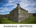Castillo De San Marcos Is The...