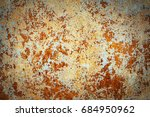 old grungy texture | Shutterstock . vector #684950962