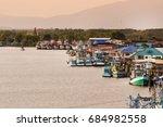 rayong  thailand july 08 2017 ... | Shutterstock . vector #684982558