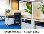 interior of a modern office   Shutterstock . vector #685041352