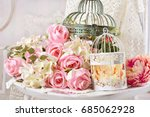 Vintage Style Decoration With...