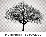 vector drawing of the... | Shutterstock .eps vector #685092982