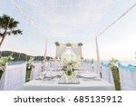 dinner | Shutterstock . vector #685135912
