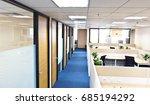 interior of a modern office   Shutterstock . vector #685194292