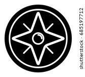 compass | Shutterstock .eps vector #685197712