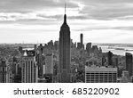 new york  united states  ...   Shutterstock . vector #685220902