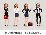 vector illustration isolatede.... | Shutterstock .eps vector #685223962