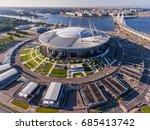 russia  saint petersburg  23... | Shutterstock . vector #685413742