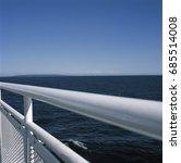 White Metal Railing Against The ...