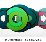 circle geometric abstract...