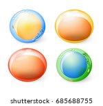 collection of cells for your... | Shutterstock . vector #685688755