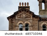 saltaire  yorkshire  uk   july... | Shutterstock . vector #685710346