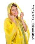 picture of attractive caucasian ...   Shutterstock . vector #685760212