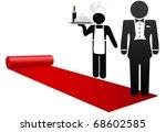 hotel concierge and restaurant...