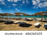 Paros Island  Cyclades  Greece...