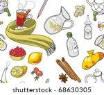 cold   Shutterstock .eps vector #68630305