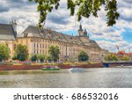 wroclaw  poland   july 29  2017 ...   Shutterstock . vector #686532016