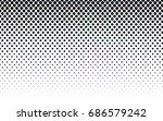 dark pink  green vector...   Shutterstock .eps vector #686579242