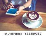 bangkok  thailand   july 30 ... | Shutterstock . vector #686589352