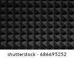 close up of studio sound...   Shutterstock . vector #686695252