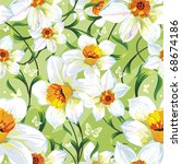 elegance seamless pattern with... | Shutterstock .eps vector #68674186
