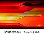 abstract background design ...   Shutterstock .eps vector #686781166