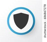 protect icon symbol. premium...