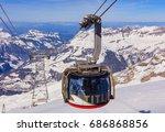 mt. titlis  switzerland   9... | Shutterstock . vector #686868856