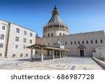 Basilica Of Annunciation In...