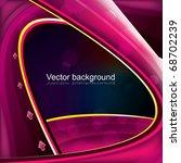 abstract modern background... | Shutterstock .eps vector #68702239