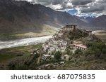 Key Monastery Or Ki Monastery ...