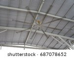 big ceiling fan for industrial