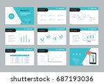 layout design template for... | Shutterstock .eps vector #687193036