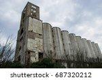 Small photo of Abandoned warehouse