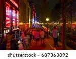 Amsterdam Red Light District  ...