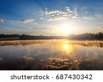 Magnificent Sunny Landscape....