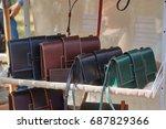 color leather bags sale festival